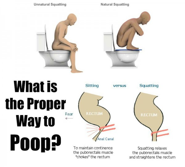 Are You Pooping All Wrong Feel Healthy Life Feel Healthy