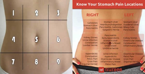 Find Out What S Making Your Stomach Hurt Using This Belly